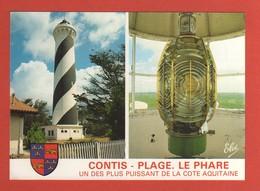 CP55 40 CONTIS PLAGE   3573  Le Phare De Contis - Altri Comuni