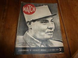 1939  MATCH : Hitler Au Reichtag ; Varsovie (Pologne); Etc - Livres, BD, Revues