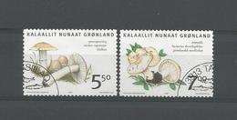 Greenland 2006 Mushrooms S.A.  From Booklet Y.T. 446/447 (2)  (0) - Groenland
