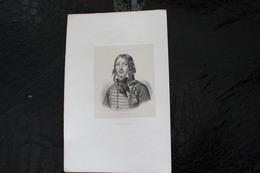 DH / François Séverin Marceau-Desgraviers, Né Le 1er Mars 1769 à Chartres1 Et Mort Le 21 Septembre 1796  / 16x24 Cm - Documentos Históricos