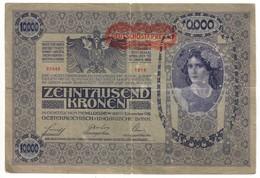 Austria 10000 Kronen 1919 - Austria