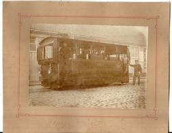 TRAMWAY  S.N.C.V DE THIELT ET ENVIRON . BELGIQUE . FLANDRE OCCIDENTALE - Trenes