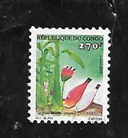 TIMBRE OBLITERE DU CONGO BRAZZA DE   2002 N° MICHEL 1752 - Congo - Brazzaville