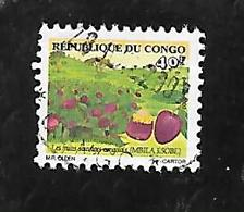 TIMBRE OBLITERE DU CONGO BRAZZA DE 2002 N+ MICHEL 1747 - Congo - Brazzaville