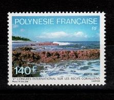 Polynesie - YV 236 N** Recif Corallien - French Polynesia