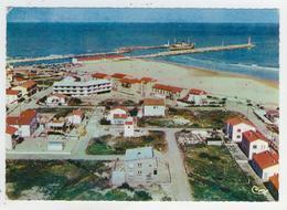11 - Port La Nouvelle -        Vue Aérienne  -  Entrée Du Port Et Aude  -  Rive Gauche - Port La Nouvelle