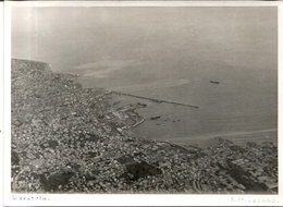 BEYROUTH . VUE AERIENNE . 1949 - Lugares