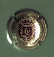 CAPSULE DE VIN MOUSSEUX ( CAFE DE PARIS) - Sparkling Wine