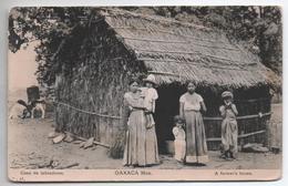 OAXACA (MEXICO) - A FARMER'S HOUSE - Mexico
