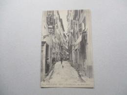 CP Nice - La Vieille Ville - Rue Benoit Bunico - Nice