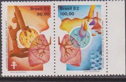 Brasile 1982 Health Medicine Set MNH - Brasile