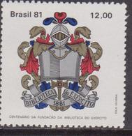 Brasile 1982 Army Set MNH - Brasile
