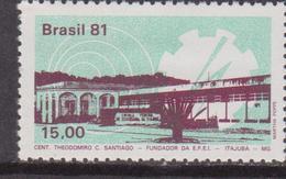 Brasile 1981 EFEI Set MNH - Brasile