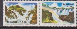 Brasile 1982 Cascate Falls Set MNH - Brasile
