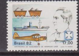 Brasile 1982 MNH  Henrique - Brasile