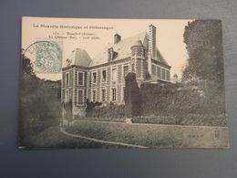 Cpa BEAUFORT Le Château (Est) Somme 1907, . - Francia