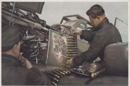 Germany WWII Wehrmacht - Jagdfulgzeug Messerschmidt Me 109 Fighter Plane - Guerra 1939-45