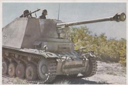 Germany WWII Wehrmacht - Panzerabwehrkanone , Panzer Tank - Guerra 1939-45