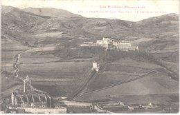 FR66 PRATS DE MOLLO - Labouche 271 - L'église Et Le Fort - Belle - Frankrijk