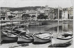 CASSIS SUR MER (B.D.R.): Un Coin Du Port (Tampon Original ) - Cassis