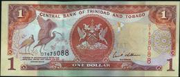 TRINIDAD & TOBAGO - 1 Dollar 2002 {sign. Ewart S.Williams} UNC P.41 - Trinidad En Tobago