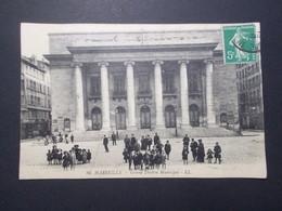 Carte Postale  - MARSEILLE (13) - Grand Théâtre Municipal  - (2833) - Sonstige Sehenswürdigkeiten