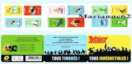 France 2019 Carnet Asterix Le Gaulois - Obelix Idefix Panoramix Falbala  - 12v MNH / Neuf - Bandes Dessinées