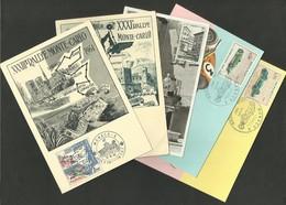 Lot De 5 Cartes Maxi - Maximum Cards