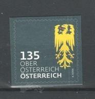 """Österreich 2018: """"WAPPEN- Oberösterreich""""  Postfrisch (siehe Foto/Scan) - 2011-... Ungebraucht"""