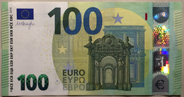 EURO GERMANY 100 EURO NEW R002 RB00241VERY DIFFICULT - EURO