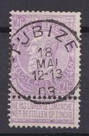 N° 67 TUBIZE - 1893-1900 Fine Barbe