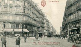 75  PARIS 9e AR   SERIE TOUT PARIS RUE  DE CHATEAUDUN - Arrondissement: 09
