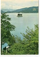 TAIWAN - AK 351730 Evergreen Hostel & Kuan Hua Island At Sun Moon Lake - Taiwan
