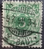1889 GERMANY EMPIRE Numeral Of Value - Duitsland