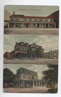 MINEOLA (LONG ISLAND) - MINEOLA HOTEL / JOHRENS HOTEL / HOTEL NASSAU - Long Island