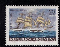 779611544 SCOTT 858 POSTFRIS  MINT NEVER HINGED EINWANDFREI  (XX) - FRIGATE LIBERTAD - Unused Stamps