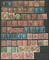 GRANDE BRETAGNE CLASSIQUES - Stamps