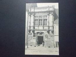 Carte Postale  - AUXONNE (21) - Passage Xavier Girault - (2839) - Auxonne