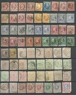 PAYS BAS CLASSIQUES - Stamps