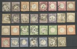 ALLEMAGNE CLASSIQUES - Stamps