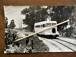 Oude Originele Foto  MADABASCAR   AUTORAIL - Automobiles