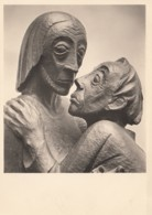 Ernst Barlach - Christus Und Thomas - Sculture