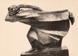 Ernst Barlach - Der Racher - Sculture