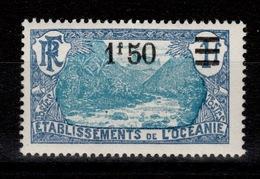Oceanie - YV 64 N* (trace) - Oceania (1892-1958)