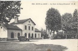CPA Sucy-en-Brie La Gare De Sucy-Bonneuil - Sucy En Brie