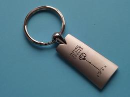 FESTIVAL DU FILM CANNES - 2000 ( Key Chain - Porte Clé / Sleutelhanger / See > Zie - Voir Photo ) ! - Porte-clefs