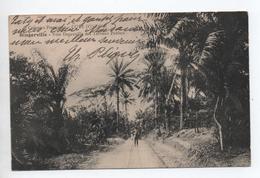 BINGERVILLE (COTE D'IVOIRE) - VOIE DECAUVILLE DES TRAVAUX PUBLICS - Ivoorkust