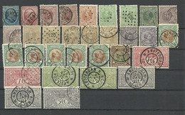 PAYS-BAS CLASSIQUES - Stamps