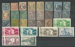 COLONIES FRANCAISES CLASSIQUES - Stamps