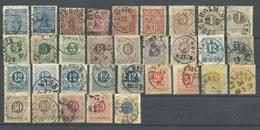 SUEDE CLASSIQUES - Stamps